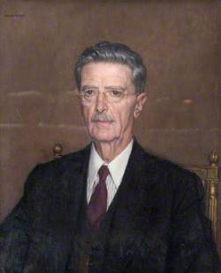 Sir Gordon Morgan Holmes (1876–1965), KT, CMG, CBE, MD, FRCP, FRS