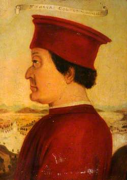 Federico da Montefeltro, Duke of Urbino