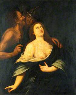 The Martyrdom of Saint Agatha