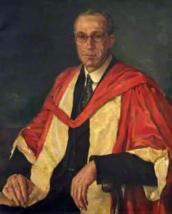 George Senter, Principal (1918–1939)