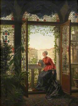 Lady Layard (1843–1912)