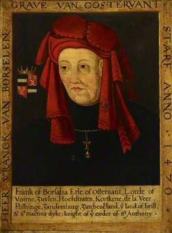 'Frank of Borsalia' (Borselen) (c.1395–1471), Count of Oostervante