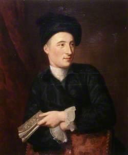 Dr Matthew Maty (1718–1776), Principal Librarian (1772–1776)