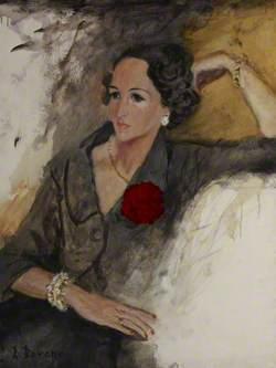 Lady Hartwell (1914–1982), Trustee of the British Museum