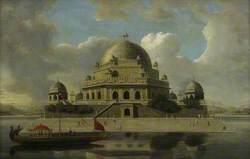 Mausoleum of Sher Shah, Sasaram, Bihar