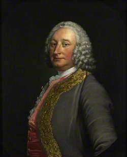 William Davis (d.1765), Member of Council, Calcutta