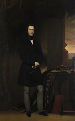 James Andrew Broun-Ramsay (1812–1860), 1st Marquis of Dalhousie, Governor General of India (1848–1856)