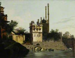 A View of Benares