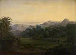 Afforbina, near Ankobar,  1842