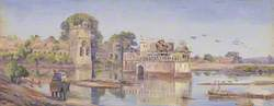 'Water Palace – Chitore. India. Decr. 1878'