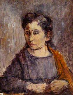 Portrait of a Jewish Woman, East End