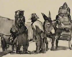 Burgundian Peasants