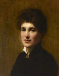 Henrietta Lowy Solomon, the Artist's Sister