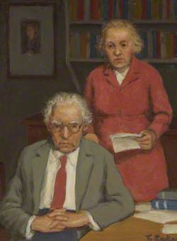 Mr and Mrs Joseph Leftwich