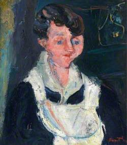 Jeune servante (Waiting Maid)