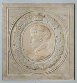 Dedication Stone, Princess Alexandra (1844–1925)
