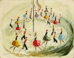 Stratford Maypole Dance