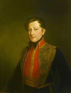 Lieutenant Colonel James C. Hyde (d.1867)