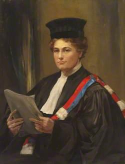 Professor Caroline Spurgeon (1869–1942)