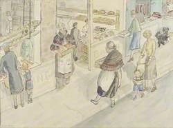 Hessel Street: Sabbath Cakes to the Baker
