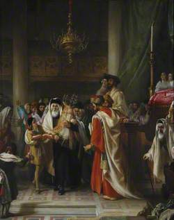 Procession of the Law