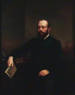 Lionel Louis Cohen (1832–1887), MP for North Paddington (1885–1887)