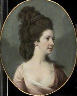 Lady Cecilia La Touche, née Leeson