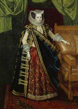 Elizabeth Howard, née Home, Baroness Howard de Walden, Later Countess of Suffolk
