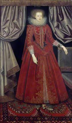 Katherine Howard (c.1564–1638), née Knyvett, 1st Countess of Suffolk