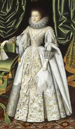 Lady Diana Cecil