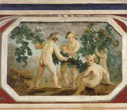Putti Picking Hops