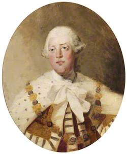 HM King George III (1738–1820)