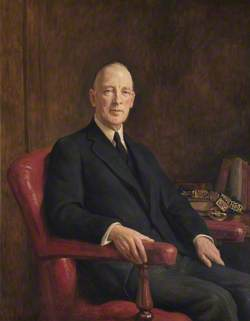 Sir Phillip Colville Smith, CVO, Grand Secretary (1917–1937)