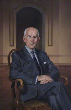 Jeremy Pemberton (1919–2008), PSGW, President of the Board of General Purposes (1972–1986)