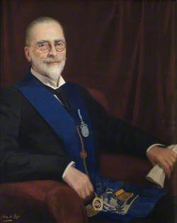 Percy Still, PGD, Joint Honorary Secretary, Royal Masonic Hospital