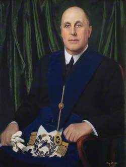 Charles Herbert Thorpe, OBE, PGD, Joint Honorary Secretary, Royal Masonic Hospital