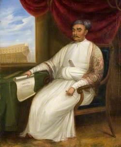Parsi Master Shipbuilder, Nourojee Jamsetjee (1774–1860), Son of Jamsetjee Bomanjee (1756–1821)