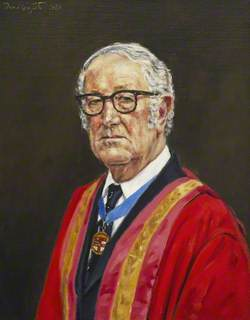 Geoffrey Stephen William Organe (b.1908), Dean of the Faculty of Anaesthetists (1958–1961)
