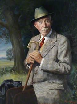 Sir Merrik Burrell