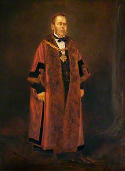 Abraham Bury, Mayor of Macclesfield (1870–1871)
