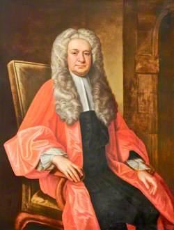 Reverend William Stratford, Bishop's Commissary at Richmond, Yorkshire