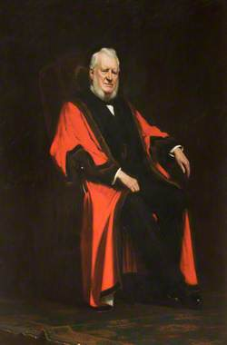 Sir Thomas Gibbons Frost (1820–1904), Mayor of Chester (1868 & 1881–1882)