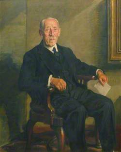 Major Hewitt Pearson Montague Beames (1875–1948), Chairman of Cheshire County Council (1944–1948)