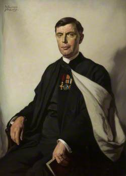 Reverend Canon Richard Albert Thomas (1873–1943), Principal of the University of Chester (1910–1935)