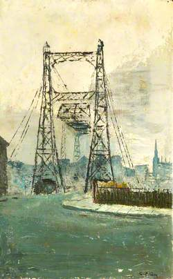 Runcorn Transporter Bridge