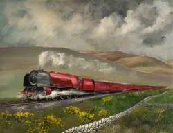 Unidentified Locomotive
