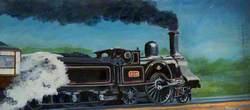 LNW Railway 2–2–2 'Hezeppa'