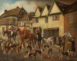 Sporting Cheshire, The Old Lamb Hotel
