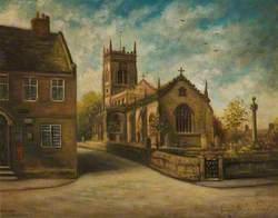 Acton Church, Cheshire