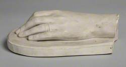 The Hand of Catherina Barabara (1814–1869), Lady de Tabley